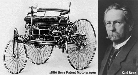 Who Invented The First Car >> History Unlocked August 2017 Early Auto Laws Cths